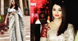 Aishwarya Rai receives First Ladies Award