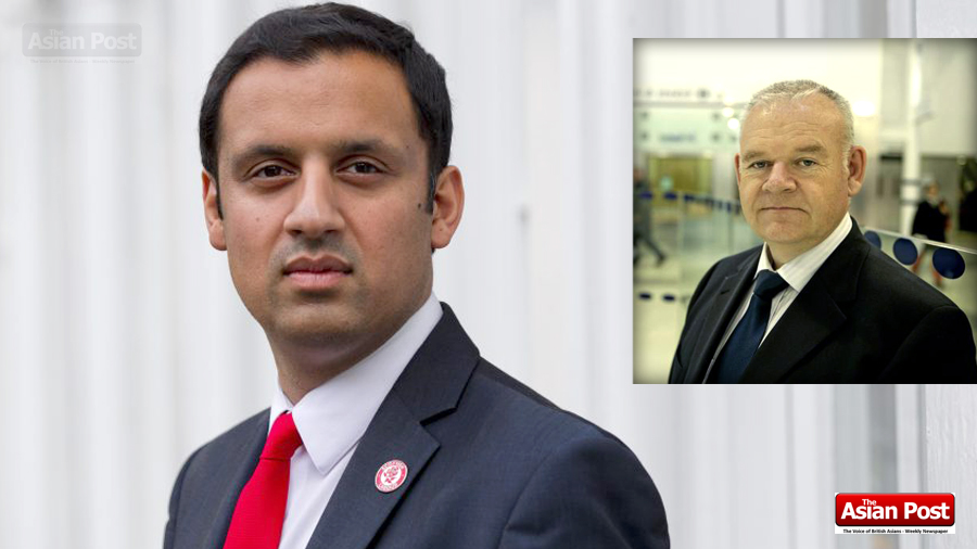 Anas Sarwar mp uk
