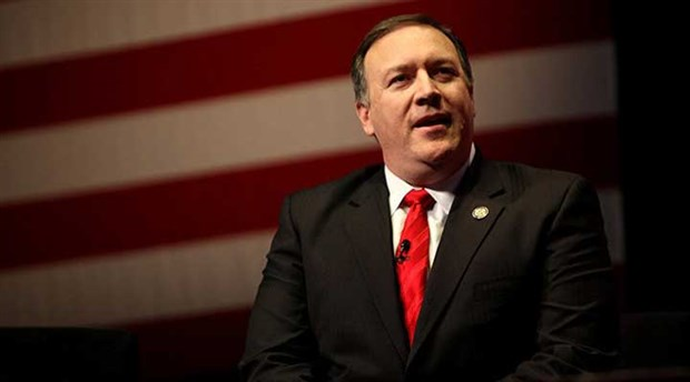 CIA chief Mike Pompeo