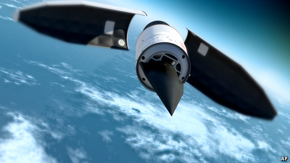 China hypersonic ballistic missiles