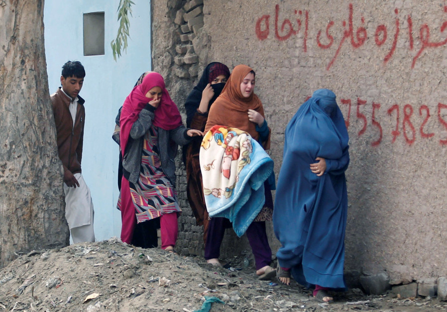 Gunmen storm Save the Children aid group office in Afghanistan