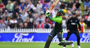 Kiwis win 1st ODI against Pakistan fakhar