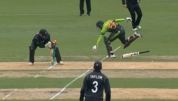 NEW ZEALAND PAKISTAN CRICKET
