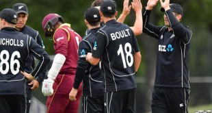 New Zealand aim series sweep