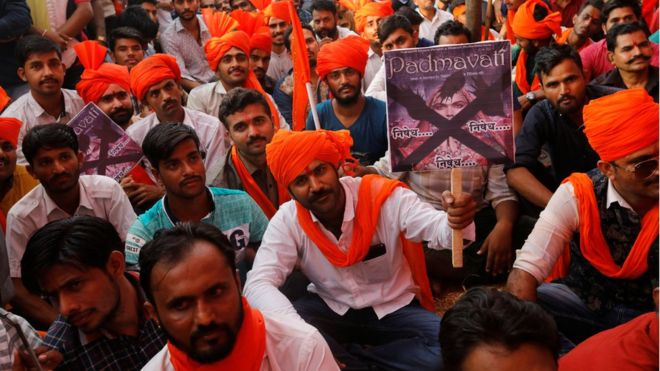 Padmaavat protests 2