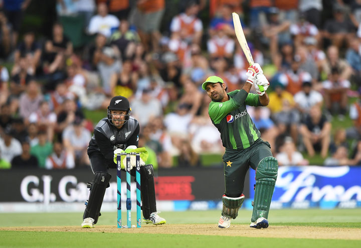 Pakistan New Zealand sarfraz