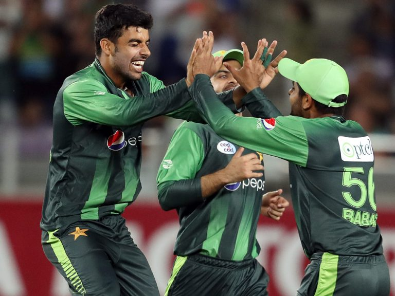Pakistan levels series against Kiwis