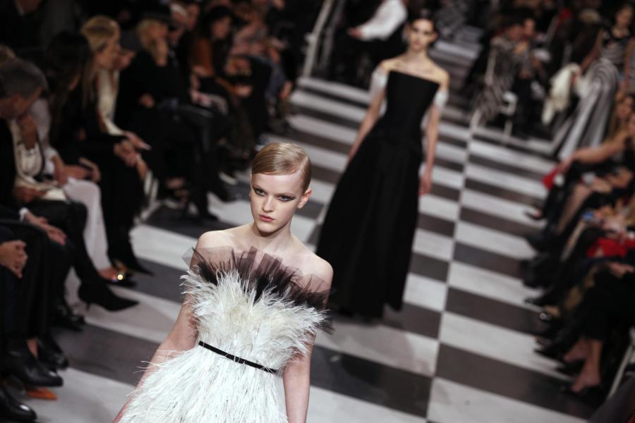 Paris Couture week 2