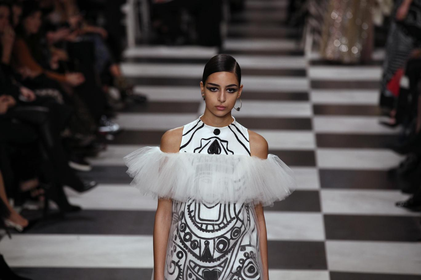 Paris Couture week