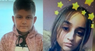 Police launch search for two children missing from Sheffield