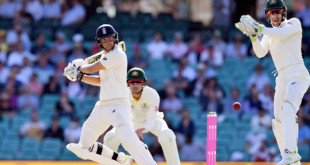 Root falls short of elusive ton as Aussies hit back