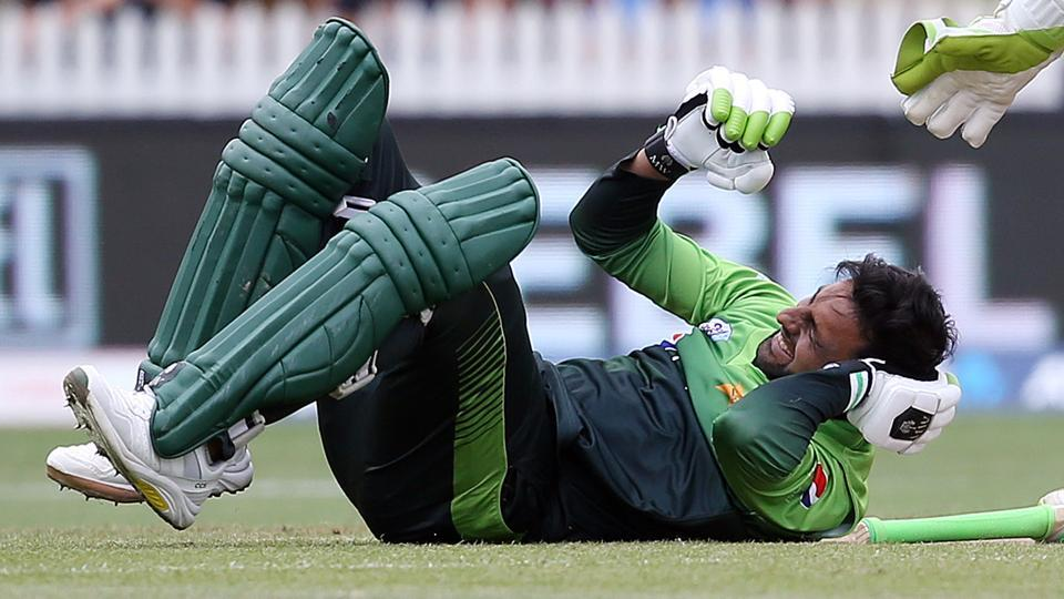 Shoaib Malik suffers delayed
