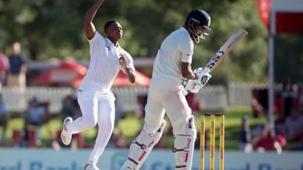 South Africa beat India by 135 runs, win series
