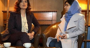 Twinkle meets Malala Oxford University