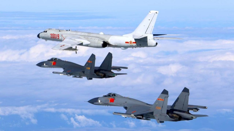 china air force