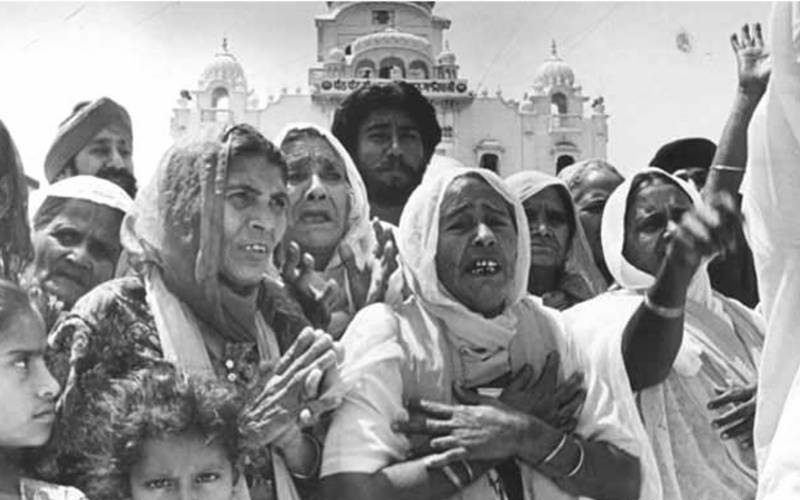 historic Sikh-masscare-india