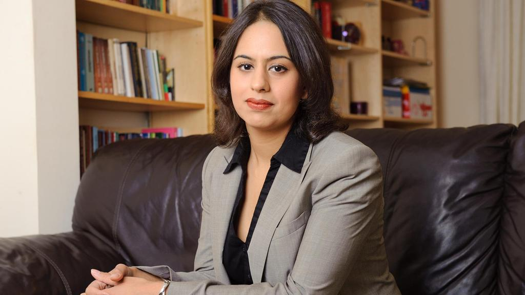 sara khan british mp