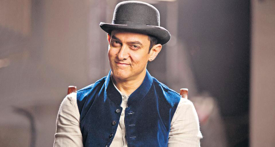 Aamir Khan says he fell in love at age of 10 - The Asian Post