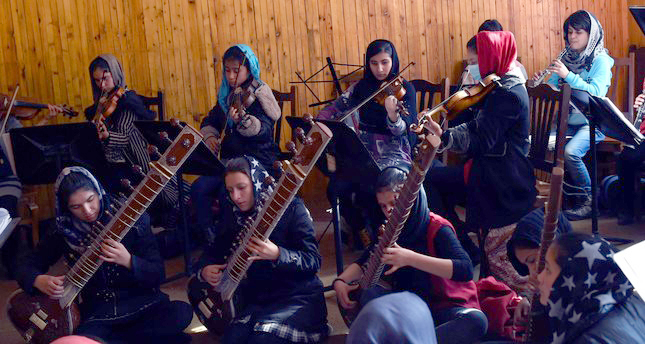 Afghan institute, Metallica win music 'Nobel Prize'