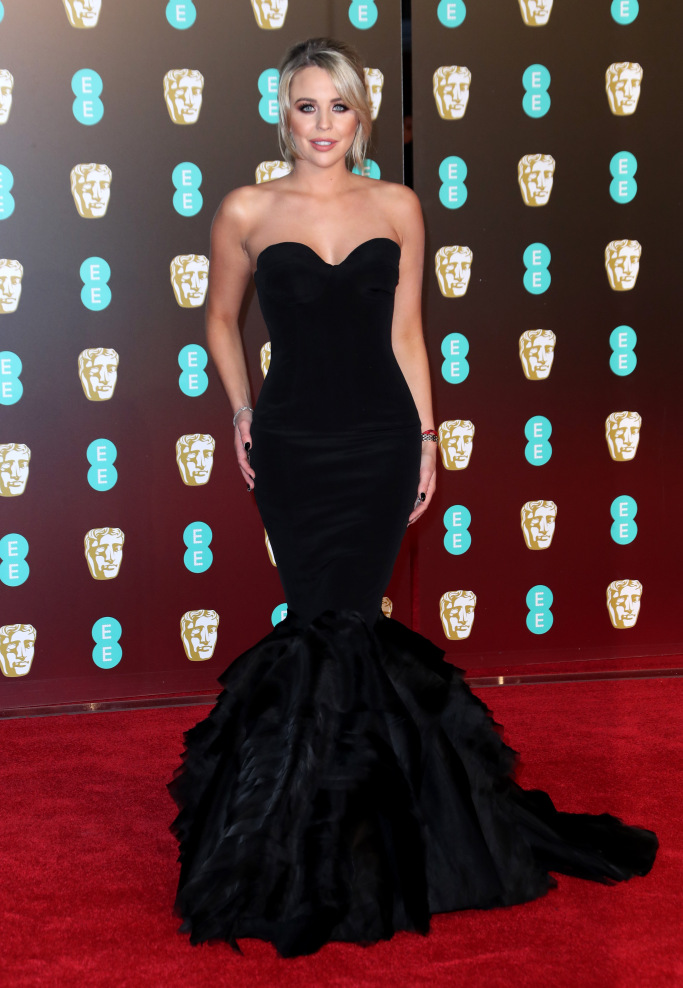 All the Looks From the BAFTA Film Awards 2018 Red Carpet