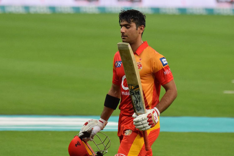 Hussain Talat all-rounder