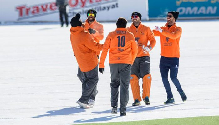 Ice Cricket Afridi-led Royals clinch series 2-0