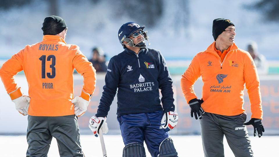 Ice Cricket Afridi-led Royals clinch series