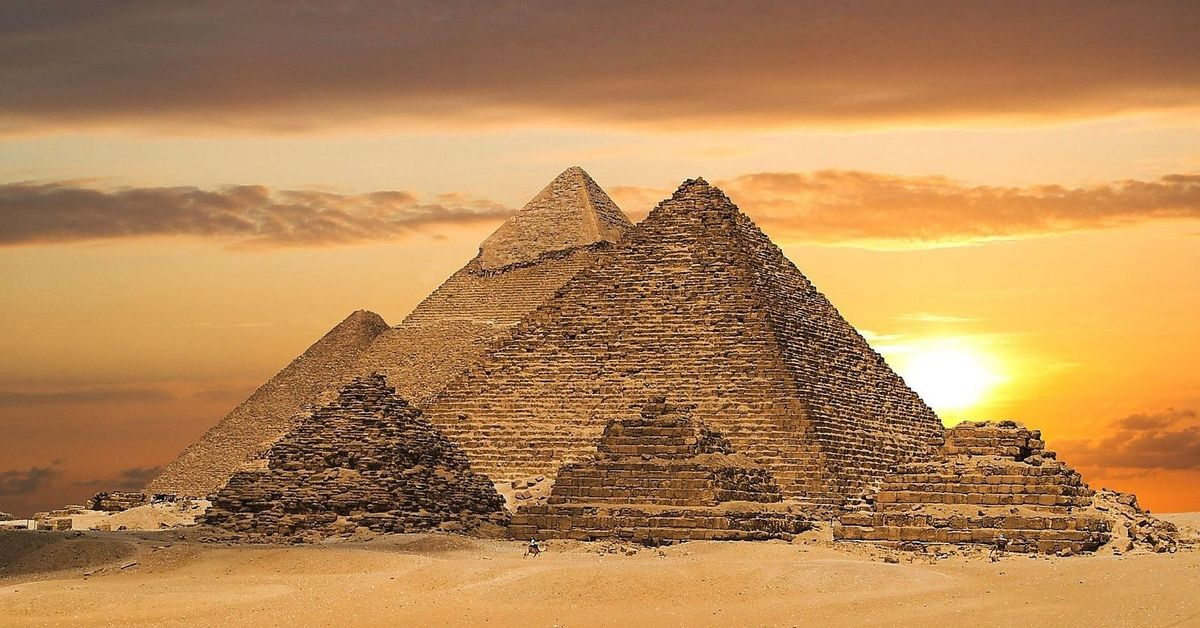 Mystery - Great Pyramid Of Giza