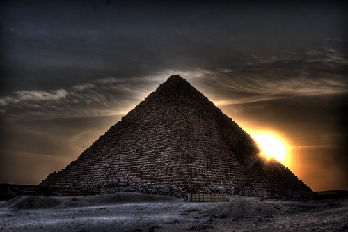 Mystery of the Great Pyramid Of Giza