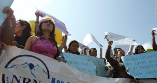 Nepal ban on women migrants