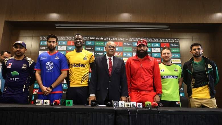 PSL3 trophy unveiled 1