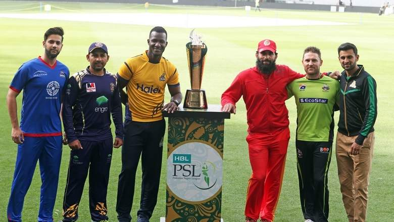 PSL3 trophy unveiled