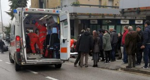 Shooting in central Italy targets foreigners from Africa