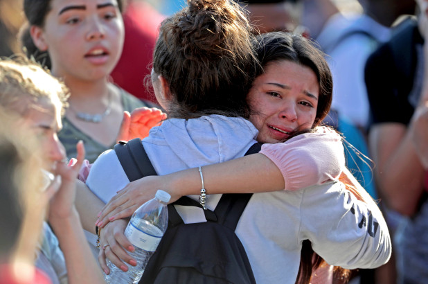 shooter opened fire at florida high school