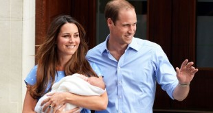 William takes Kate
