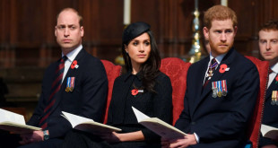 william, Prince Harry and Meghan Markle