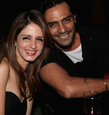 Arjun Rampal closeness with Hrithik's ex-wife Suzzane