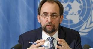 Zeid Ra'ad al-Hussein - UN human rights chief