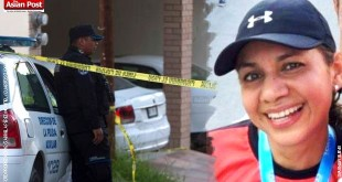 Journalist Alicia Diaz Gonzalez Was Found Dead On Thursday At Her Home In Monterrey Northern Mexico Having Apparently Been Severely Beaten