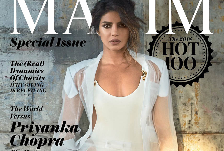 Bollywood Actresses In Maxim: Priyanka Chopra Named Hottest Woman On Planet