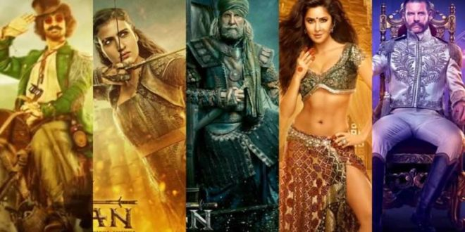Thugs of Hindostan falls sharply on box office after bad reviews