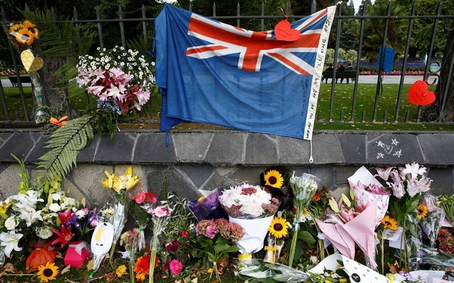 New Zealand Massacre Picture: We Still Love New Zealand, Says Imam Of Attacked Mosque